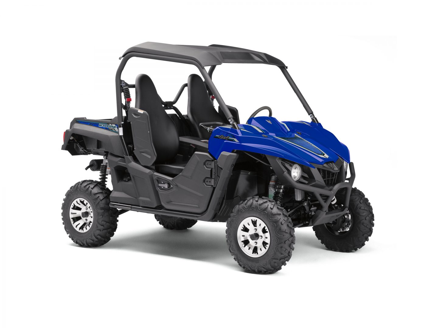 Yamaha WOLVERINE EPS R-SPEC completo