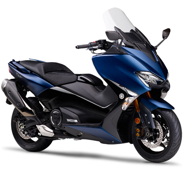 Yamaha XP530D-A TMAX DX completo